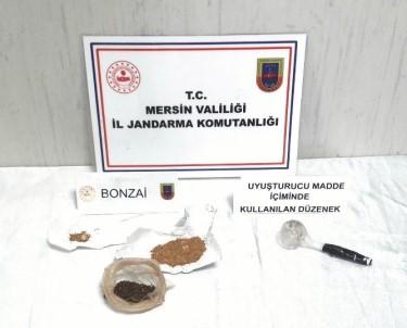 Mersin'de Uyusturucu Operasyonu Açiklamasi 8 Gözalti