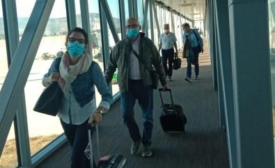 Milas Bodrum Havalimani'nda Beklenen Hareketlilik Basladi