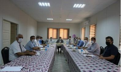 Milli Egitim Müdürleri Istisare Toplantisi Düzenlendi