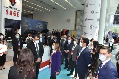 OMÜ Ve SAMÜ, Türkiye Verimlilik Ve Teknoloji Fuari'nda