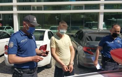Parkta Cep Telefonu Gasbina 2 Tutuklama