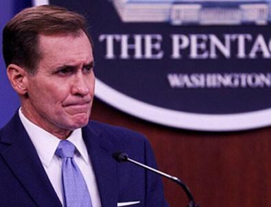Pentagon'dan Türkiye ile 'ön görüşme' açıklaması!