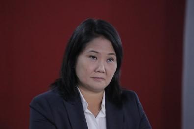 Peru'da Devlet Baskani Adayi Fujimori Için Önleyici Gözalti Talebi