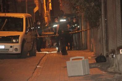 Sanliurfa'da Sivil Araçtaki Polislere Silahli Saldiri