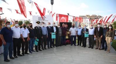 Sehit Tegmen Fikret Dinçer'in Adinin Yasatilacagi Park Törenle Açildi