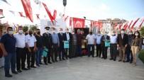 ENVER APUTKAN - Sehit Tegmen Fikret Dinçer'in Adinin Yasatilacagi Park Törenle Açildi