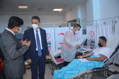 Sinop Valisi Açiklamasi 'Kana Çok Ihtiyacimiz Var'