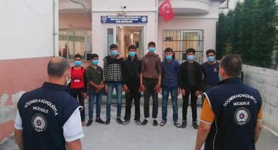 Suçüstü Yakalanan Insan Taciri 2 Kisi Tutuklandi
