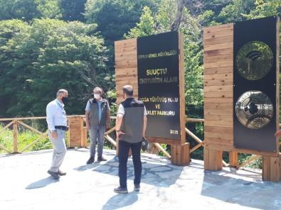 Suuçtu Eko Turizm Projesine Yakin Takip