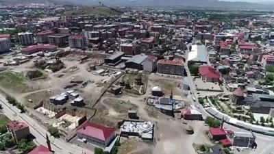 Tarih Kokan Erzurum'un Asirlik Yapilari Millet Bahçesiyle Gün Yüzüne Çikiyor