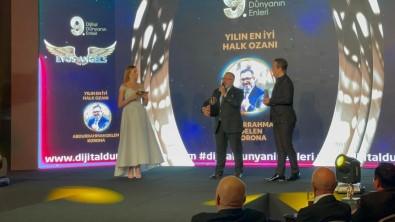 Tedavi Sirasinda Yazdigi Türküyle 'En Iyi Halk Ozani' Ödülünü Aldi