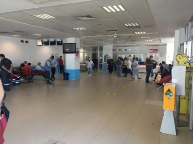 Tekirdag'da Gida Zehirlenmesi Süphesiyle 200 Isçi Hastanelik Oldu
