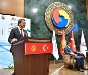 YENİ ANAYASA - TOBB ETÜ'den Kirgiz Cumhuriyeti Cumhurbaskani Caparov'a Fahri Doktora