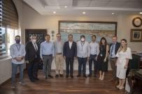 PEGASUS - Uluslararasi Göç Örgütü Heyeti, Baskan Seçer Ile Bir Araya Geldi