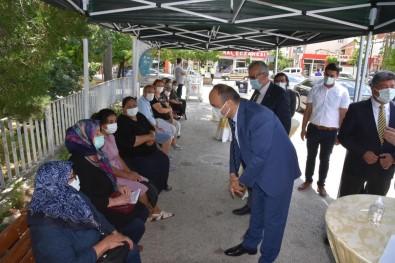 Vali Canalp Açiklamasi 'Önemli Olan Vaka Sayilarindaki Azlik Kadar Sürekliligidir'
