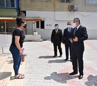 Vali Yilmaz Açiklamasi 'Hedefimiz Osmaniye'de Sifir Vaka'