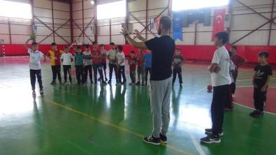 Van'da Hentbol Sporu Yayginlasiyor