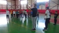 EDREMIT BELEDIYESI - Van'da Hentbol Sporu Yayginlasiyor