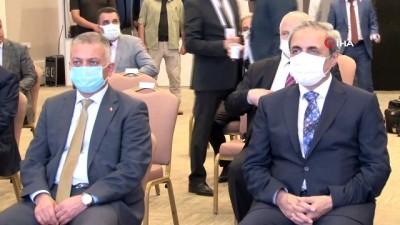 Yargitay Cumhuriyet Bassavcisi Bekir Sahin, 'Siniri Asan Örgütlü Suçlarla Mücadele Konferansi'nda Konustu Açiklamasi