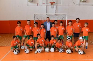Yesilyurt'ta 2.Yaz Spor Okullari Sporseverlerle Bulusacak