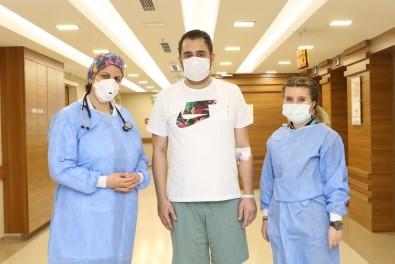 30 Yasinda Korona Virüsü Atlatti