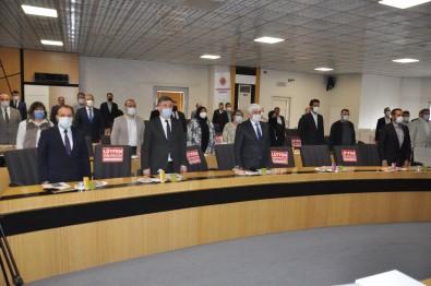 Afyonkarahisar Kent Konseyi Baskani Semseddin Yasan Güven Tazeledi