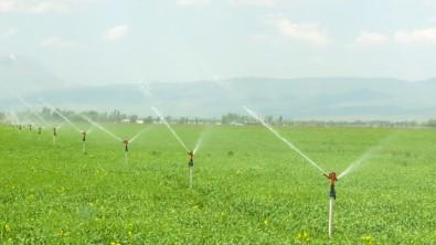 Agri Topraklari Suyla Bulusuyor