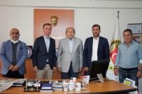 YUNUS AKGÜL - Akgül Ve Çintimar'dan DAGC'ye Ziyaret