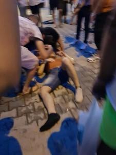 Alanya'da Motosiklet Otomobille Çarpisti Açiklamasi 1 Yarali