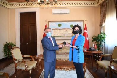 Antalya Valisi Yazici Açiklamasi  'Önümüzdeki Yillarda Spor Turizminden Daha Çok Pay Alacagiz'