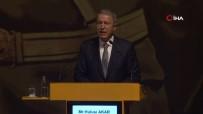 MUTABIK - Bakan Akar Açiklamasi Türkiye Terörle Mücadelede Yalniz Birakildi