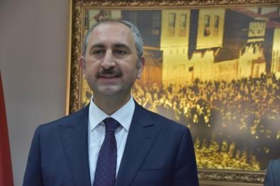 Bakan Gül'den Sinop'a Üç Yeni Adliye Müjdesi