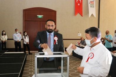 Baskan Yilmaz, Yeniden ÇBB'nin Encümen Üyeligine Seçildi