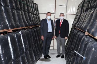 Baskan Yüce Açiklamasi 'Tarimda Ürün Çesitliligini Artiracak Hamlelerimiz Sürecek'