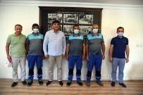 KAYAKÖY - Belediye Baskani Karaca, Gönlü Güzel Temizlik Isçilerini Ödüllendirdi