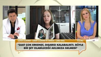 Biçaklanarak Öldürülen Genç Kizin Annesi Canli Yayinda Konustu