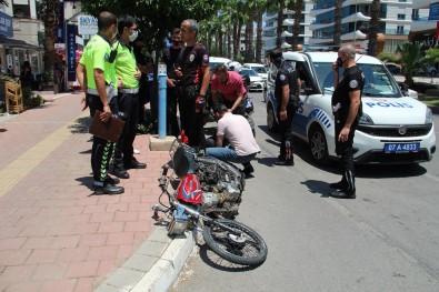 Çaldigi Motosikletle Yakalandi, 13 Yasinda 170 Suç Kaydi Çikti