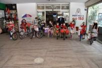 BÜLENT ÖZ - Çan'da En Güzel Bisiklet Yarismasi Düzenlendi
