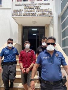 Cinayet Zanlisi Polise Adres Sordu, Yakalandi