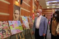 ÇOCUK RESSAM - 'Çocuk Gözünden Ramazan' Resim Yarismasinda Ödüller Sahiplerini Buldu