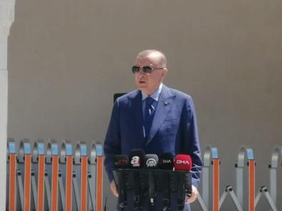 Cumhurbaskani Erdogan Açiklamasi 'Türkiye, NATO Ülkeleri Arasinda Ilk 5'Te Yerini Alan Güçlü Bir Ülke'