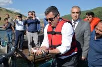 YUMURTA - Denizi Olmayan Erzurum'dan Balik Üretimi