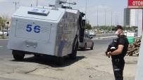 OLAY YERİ İNCELEME - Diyarbakir'da Cinayet Zanlisi Damadin Evinin Etrafinda TOMA'li Önlem