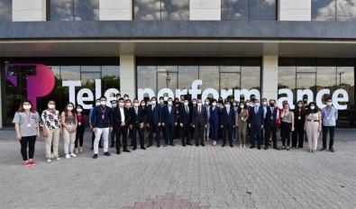 Diyarbakir'daki Çagri Merkezlerinde Yeni Istihdam Hedefi 5 Bin