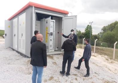 Dumlupinar'da Günes Enerji Sistemi Hizmete Girdi