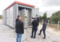 ANONIM - Dumlupinar'da Günes Enerji Sistemi Hizmete Girdi