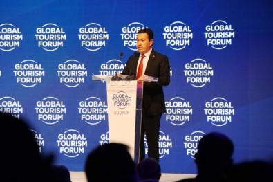 Dünya Turizminin Kalbi Bodrum'da Atti