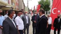 YUSUF GÜLER - Edirne'de Tarihi Binalar Restore Ediliyor