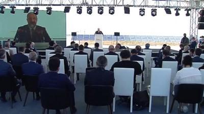 Enerji Ve Tabii Kaynaklar Bakani Fatih Dönmez, Konya'da Yenilenebilir Enerji Yatirimlarini Degerlendirdi Açiklamasi