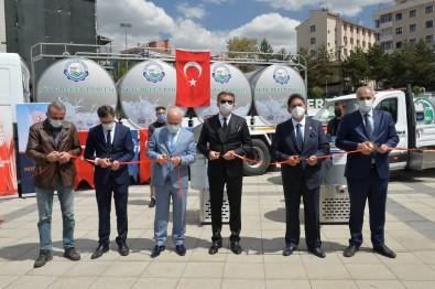 Erzurum'da 'Süte Deger Projesi'